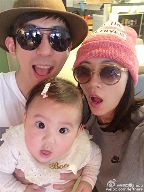 Giả Tịnh Văn đã có một gia đình hạnh phúc sau cuộc hôn nhân đầu tan vỡ.