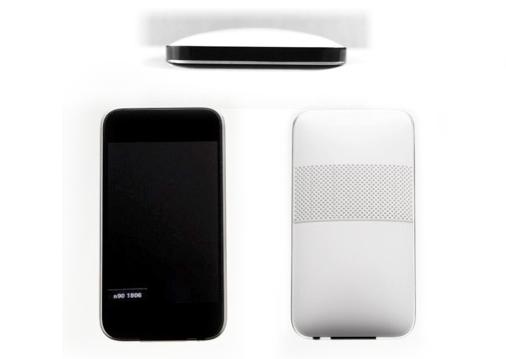 Mẫu này bị Apple loại bỏ ngay vì có thiết kế khá giống với smartphone Lumia của Microsoft.(Ảnh: Internet)