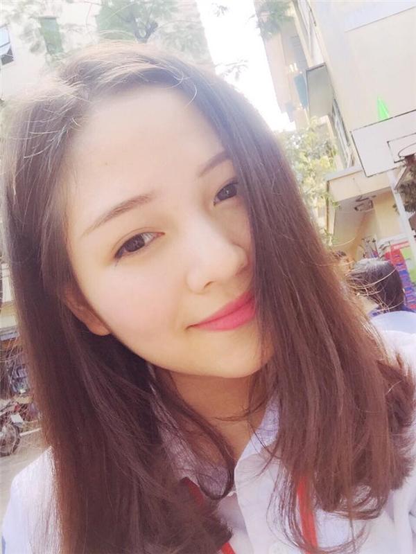 """Khó ai có thể """"cầm lòng"""" được trước nhan sắc xinh đẹp này củaHiền Giang.(Ảnh: Internet)"""