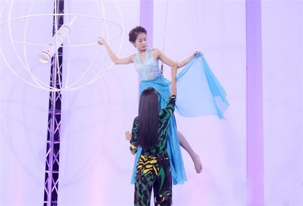 """An Nguy, """"nước cờ bất trị"""" tại The Face Vietnam"""