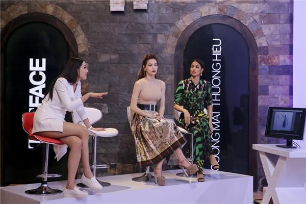 Quay lại với kết quả của thử thách chụp ảnh đồng đội bên trên, Hoa hậu Việt Nam 2006 Mai Phương Thúy được mời làm giám khảo quyết định số phận của 3 đội. Cô cũng chính là gương mặt đại diện của nhãn hàng.