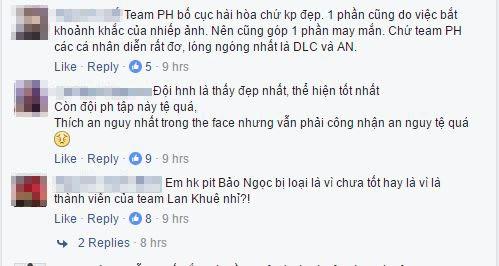 """Khán giả """"nổi điên"""" với kết quả của The Face Vietnam"""