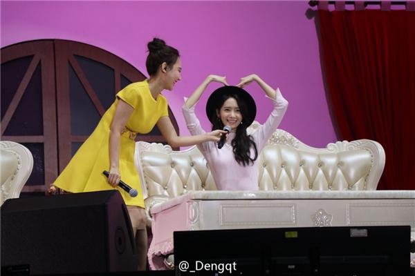 """Yoona tiếp tục """"đốn tim"""" fan với ca khúc của TFBoys"""