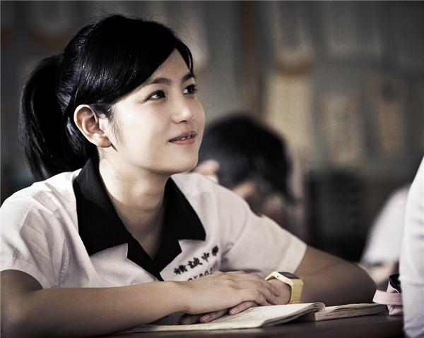 Trong You Are Apple Of My Eyes, Trần Nghiên Hy vào vai cô nàng Thẩm Giai Nghi học giỏi, xinh xắn và là tình nhân trong mộng của rất nhiều chàng trai trong lớp.