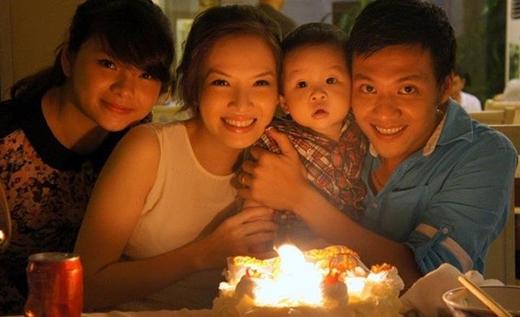 Thu Trang rất thân thiết với gia đình nhỏ của Đan Lê, và hiện tại cô nàng vẫn đang độc thân.