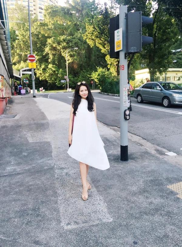Như nhiều bạn trẻ khác, Thu Trang đam mê dịch chuyển, khám phá các quốc gia trên thế giới.