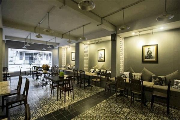 Không gian sang trọng và tinh tế trong nhà hàng của Hoa hậu Việt Nam 2006. - Tin sao Viet - Tin tuc sao Viet - Scandal sao Viet - Tin tuc cua Sao - Tin cua Sao