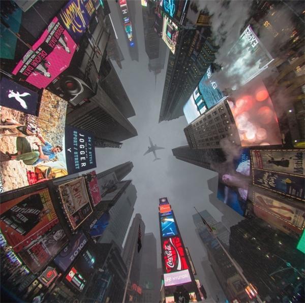 Quảng trường Thời Đại, New York.