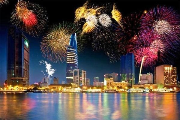 Nhiều thành phố lớn sẽ bắn pháo hoa chào mừng ngày Quốc khánh.