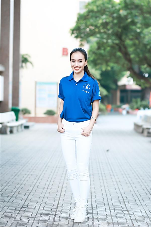 Đây là lần xuất hiện đầu tiên của nữ ca sĩ Ái Phương với vai trò đại sứ truyền thông cho chiến dịch Mùa hè xanhcủa 5 trường đại học và Thành Đoàn TP Hồ Chí Minh trong năm 2016.