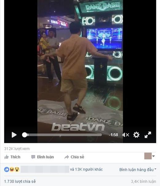 Bài đăng trên một trang mạng xã hội sau khi chia sẻ đã nhận được rất đông sự quan tâm từ cộng đồng mạng. (Ảnh: Chụp màn hình)