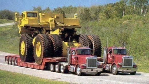 Tại sao người ta không leo lên xe tải màu vàng và lái luôn đi?