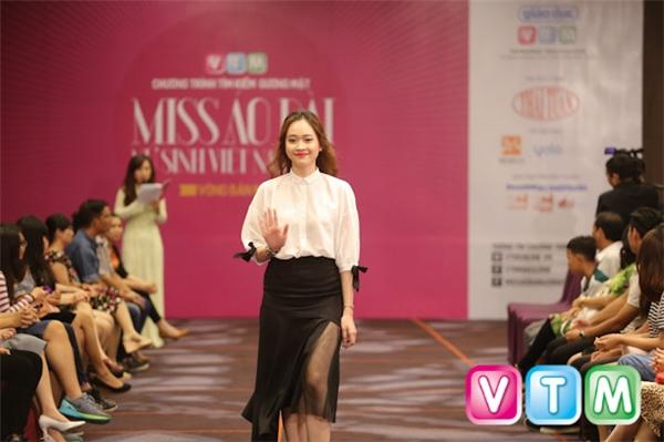 Miss Áo Dài 2012 Lam Phương.