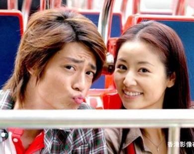 Cặp đôi Lâm Tâm Như và Hoắc Kiến Hoa công khai yêu nhau nhận được nhiều lời chúc phúc từ người hâm mộ.