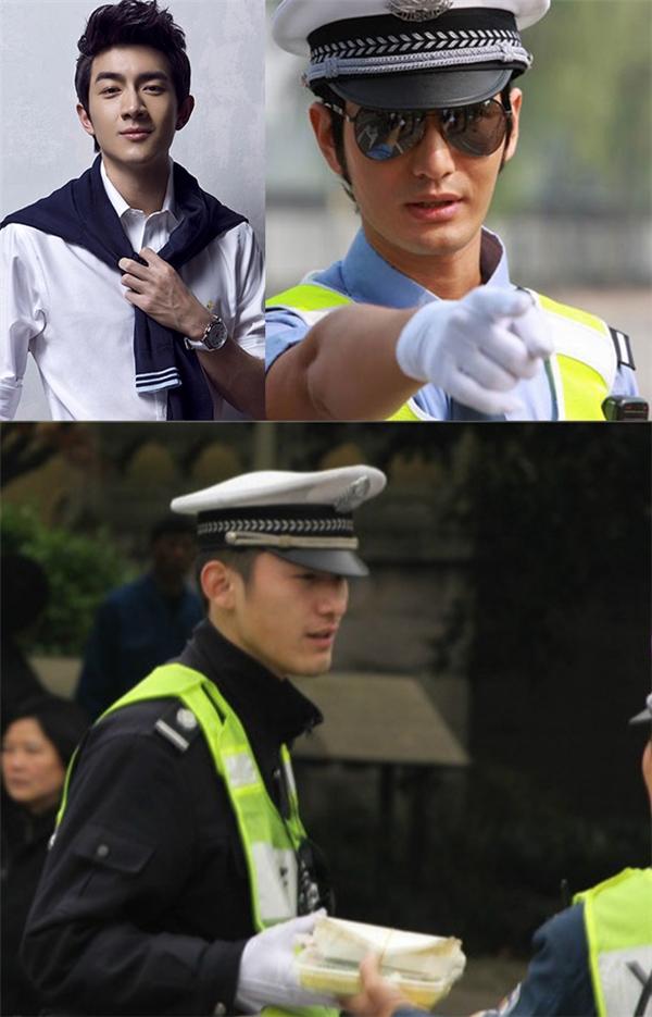 Anh chàng sở hữu khuôn mặt hao hao giống Huỳnh Hiểu Minh và Lâm Canh Tân.