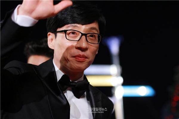 Yoo Jae Suk là MC hàng đầu Hàn Quốc. (Ảnh: Internet)