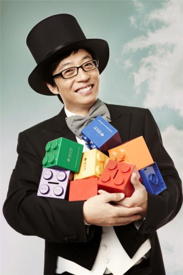 Yoo Jae Suk là người đàn ông có nhân cách tốt. (Ảnh: Internet)
