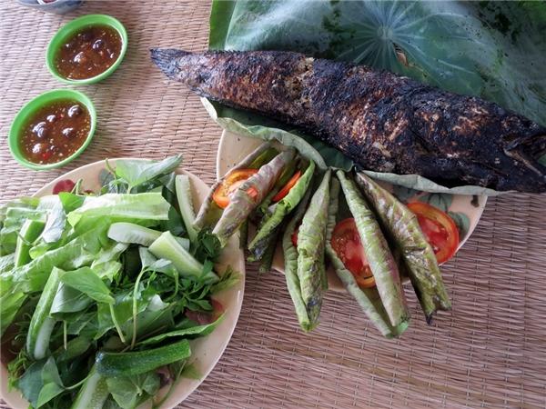 Ẩm thực miền Tây - Cá lóc nướng trui nét duyên tinh tế của người dân Việt Nam