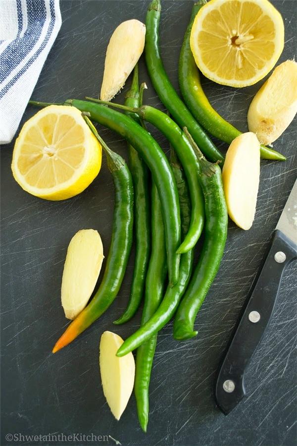 Nếu ăn không tiêu, cần ăn nhiều món có tính nóng cho dễ tiêu.