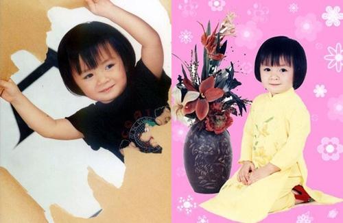 """Đang là ca sĩ nhí đình đám nhất showbiz Việt,Xuân Mai bất ngờ bỏ lại """"ánh hào quang"""" để theo chânmẹ và em traisang Mỹ định cư vào năm cô 9 tuổi.Lúc đó, sự nghiệp âm nhạc của giọng ca nhíbị gián đoạn do bố mẹ lihôn."""