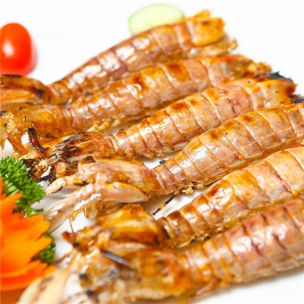 Ẩm thực Phú Quốc - Tôm tít Phú Quốc hấp dẫn tất cả tín đồ hải sản