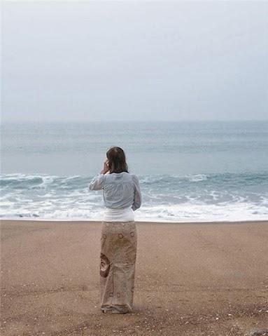 Hòa mình vào biển khơi. (Ảnh: Internet)