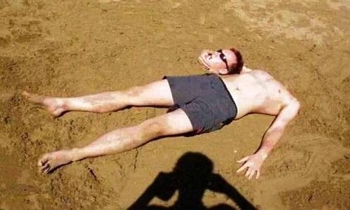 Thêm một bằng chứng nữa tại bãi biển? (Ảnh: Internet)