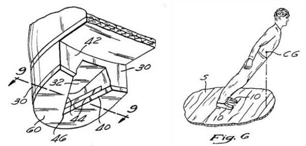 Phần đế giày có thiết kế đặc biệt đã làm nên huyền thoại.