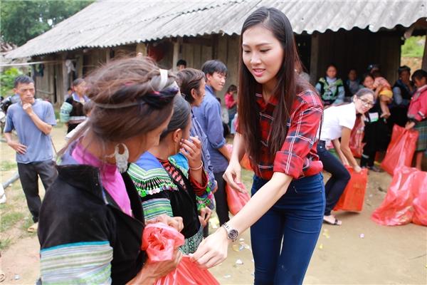 Hé lộ dự án từ thiện Diệu Ngọc mang đến Hoa hậu Thế giới 2016