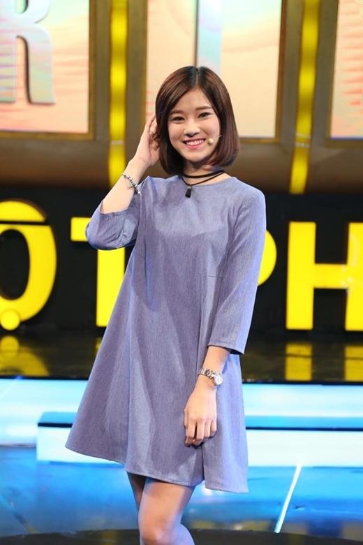 Dù từng cá tính như một chàng trai, Hoàng Yến Chibi giờ là một cô gái cực nữ tính và đáng yêu. - Tin sao Viet - Tin tuc sao Viet - Scandal sao Viet - Tin tuc cua Sao - Tin cua Sao