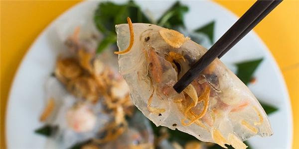 Ẩm thực Hội An - Bánh bao - bánh vạc ăn một lần là mê mẩn