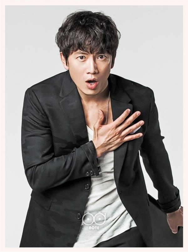 Tạo hình nhân vật của Ji Sung trong Entertainer