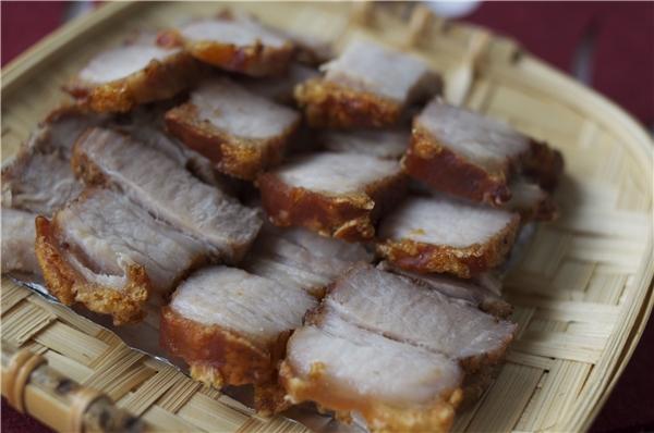 """Ẩm thực Huế - Phá cách """"Chè thịt tiến vua"""" nghe tên là muốn ăn ngay"""