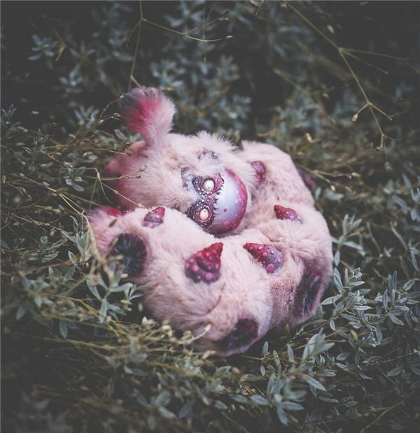 Khi những con vật đáng sợ biến thành bông sẽ cưng muốn xỉu thế này