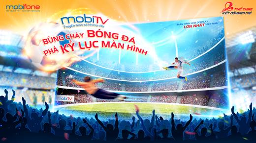 Thỏa sức thưởng thức chung kết EUROvới màn hình lớn nhất Việt Nam