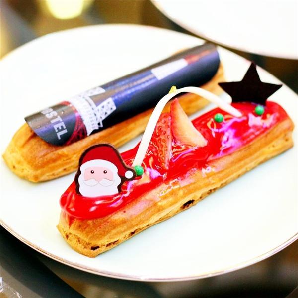 """Được lấy cảm hứng từ những chiếc bánh Pháp nhỏ nhắn, thơm ngon và luôn đẹp mắt một cách lạ kì, những chiếc bánh biến tấu của Bangkok sẽ làm bạn """"phát phì"""" nhanh chóng.(Ảnh: Instagram)"""