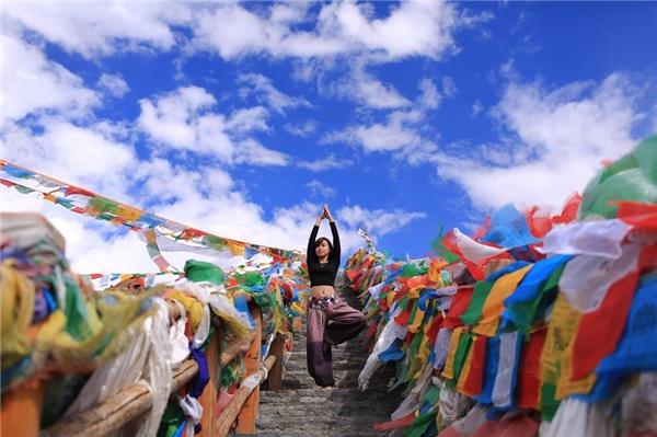 Du lịch thế giới - Theo chân cô gái Việt mang Yoga đi khắp thế gian