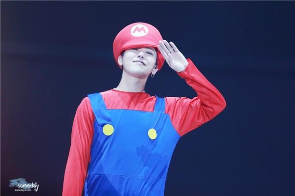 Đây đích thị là Mario đáng yêu nhất hệ Mặt Trời rồi!