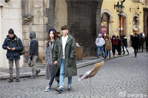 Xôn xao tin đồn Lý Dịch Phong và Yoona hẹn hò