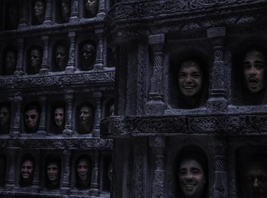Hóa ra các anh chính là những vị thần đẹp trai bước ra từ phim Game of Thrones đây mà.