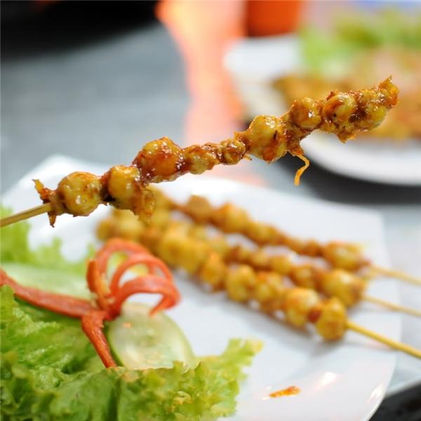 Ẩm thực Phan Thiết - Răng mực Phan Thiết mộc mạc quyến rũ thực khách