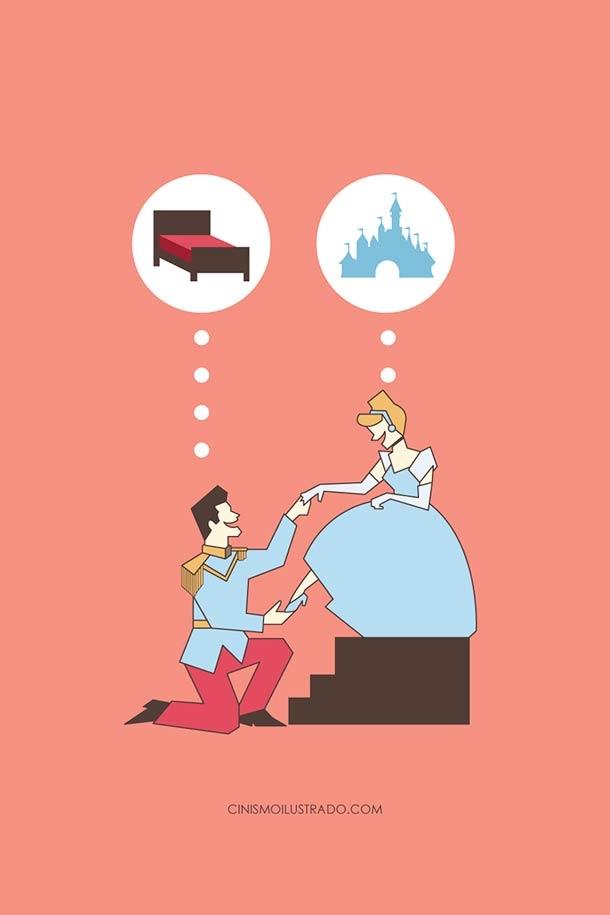 """Đằng sau những câu chuyện """"Hoàng tử Lọ Lem hiện đại"""" là những suy nghĩ hiện đại."""