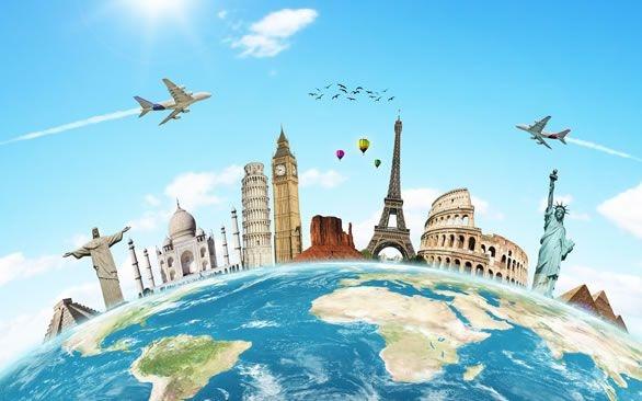 9. Cái gì luôn có may mắn được vòng quanh thế giới, nhưng lại xui xẻo là chỉ có thể ở trong những ngôi nhà giống nhau?(Ảnh Internet)