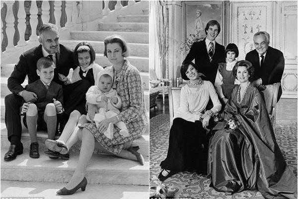 Đằng sau một gia đình hoàng gia tưởng chừng như ấm êm hạnh phúc lại là những đắng cay và chua chát.