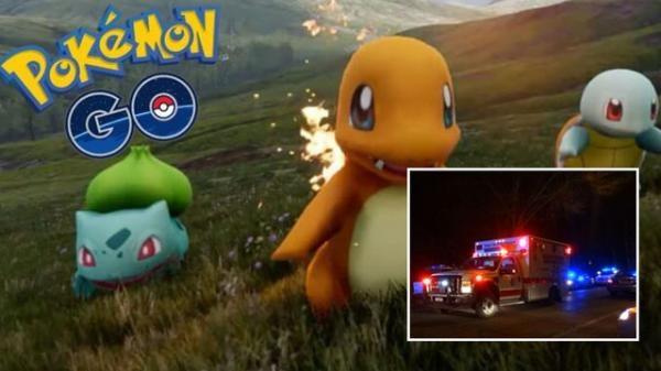 Anh chàng 17 tuổi bị đâm nhiều nhát vì mải chơi Pokémon GO. (Ảnh: internet)