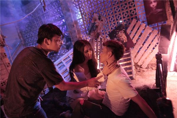 Hồ Quang Hiếu thẳng tay hạ sát người yêu vì ngáo đá