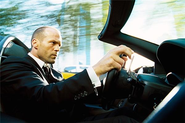 """""""Người vận chuyển""""Jason Statham. (Ảnh: Internet)"""