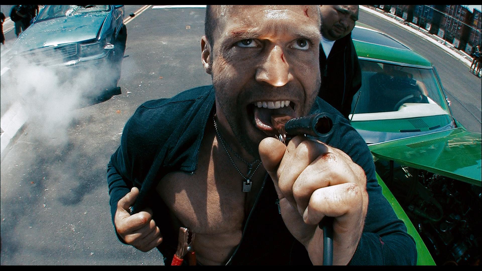 Gã Chev điên do Jason Statham thủ vai. (Ảnh: Internet)