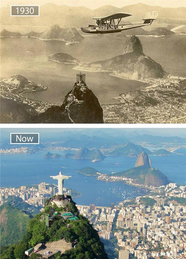Rio de Janeiro củaBrazillà một thành phố không thực sự giàu có, không phải thuộc Top những mảnh đất phát triển trên thế giới nhưng nơi đây có thể đang trở thành hình mẫu đô thị của tương lai.(Ảnh: Bored Panda)
