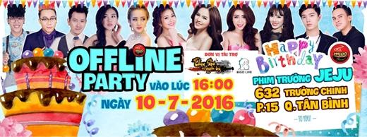 Kỉ niệm 1 năm ra mắt, Ghiền Mì Gõ tổ chức sự kiện sinh nhật miễn phí